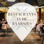 Restaurants in De Baarsjes Amsterdam