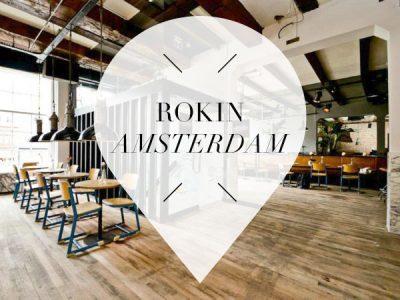 rokin in amsterdam