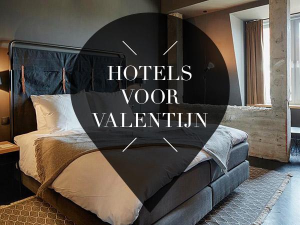 hotels voor valentijn in Amsterdam