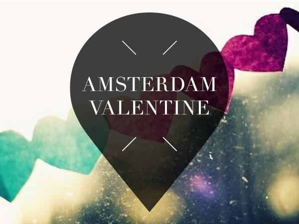 valentine in Amsterdam