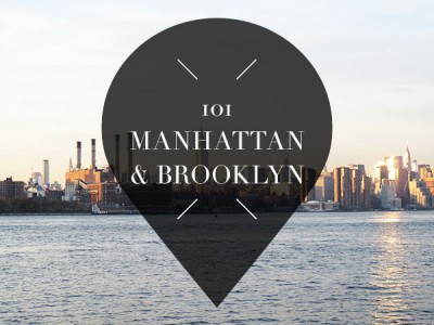 101 Manhattan & Brooklyn New York