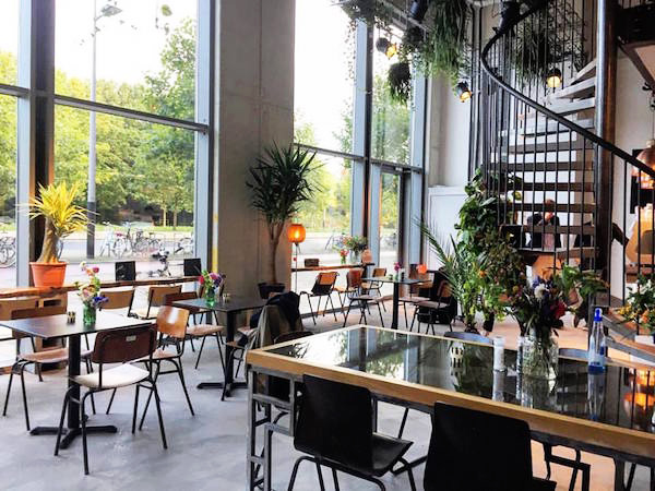Hotspots for breakfast in Amsterdam // Your Little Black Book