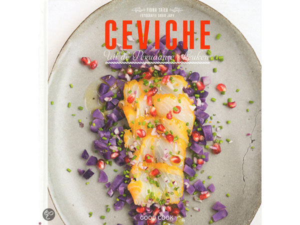ceviche kookboek
