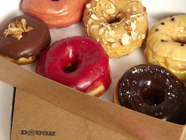 dough doughnuts new york