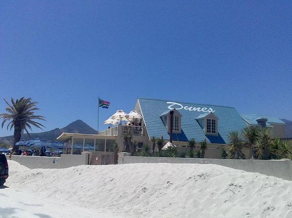 dunes houtbaai