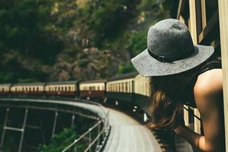 stedentrips met de trein