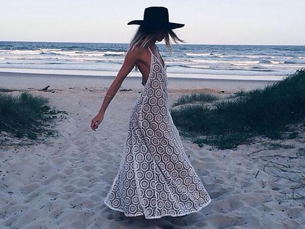 boho jurken