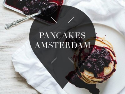 Pancakes in Amsterdam