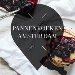 Pannenkoeken in Amsterdam