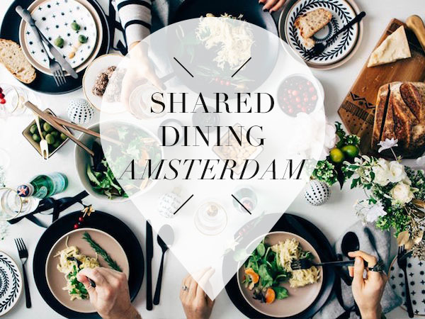 shared dining amsterdam