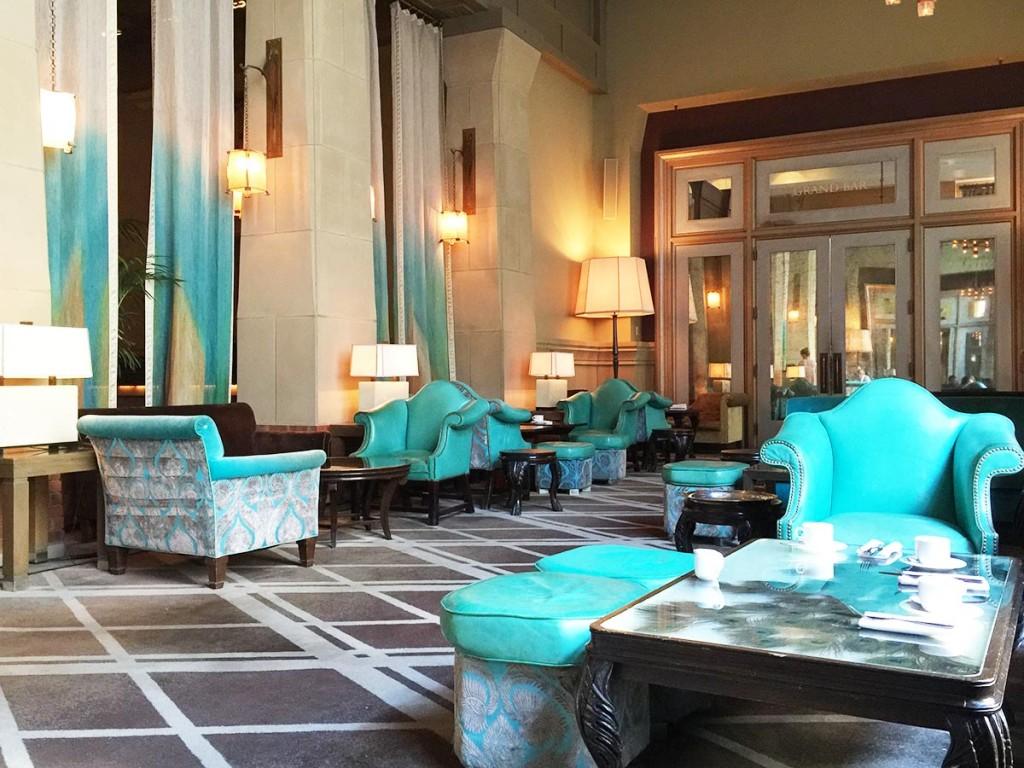 Soho Grand Hotel New York Your Little Black Book