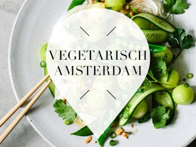 vegetarische restaurants in amsterdam