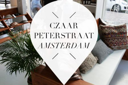 Czaar Peterstraat
