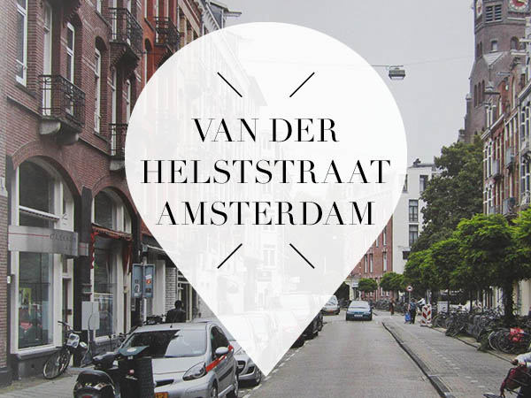 Van der Helststraat