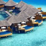 Hotels boven het water / overwater hotels