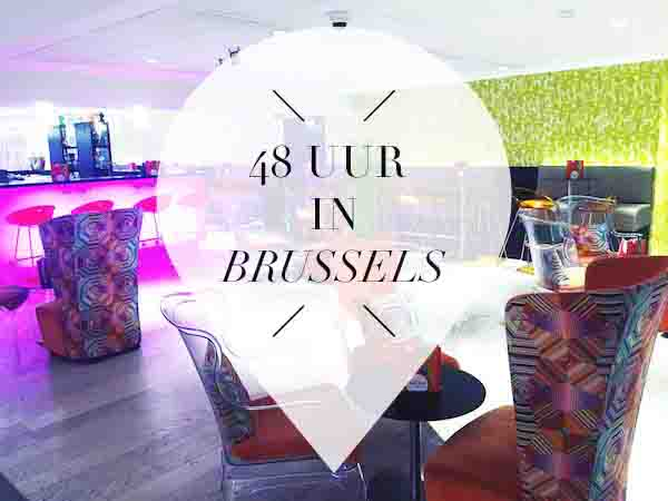 48 uur in brussels