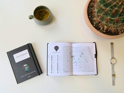 amsterdam city guide boek header