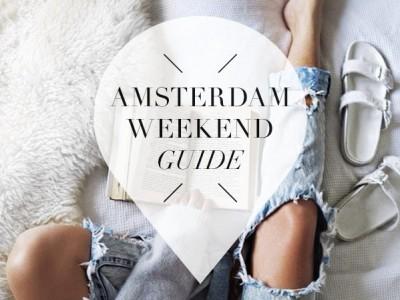 amsterdam weekend guide july 1 2 3