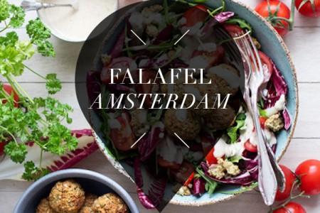 falafel in amsterdam 600x450