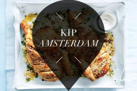 kip in amsterdam 600x450