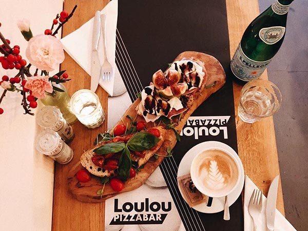 Trendy loulou pizzabar amsterdam with turkse meubelzaak for Realta mobilia 1093 en amsterdam