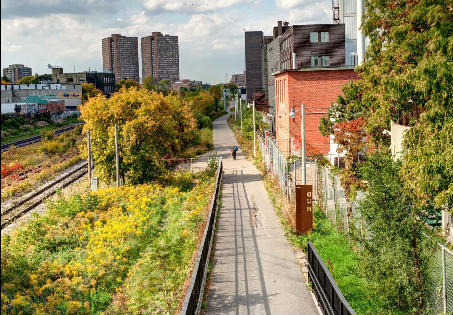West Toronto Railpath