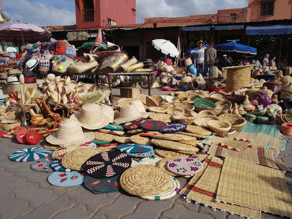 48 uur in marrakech - souks