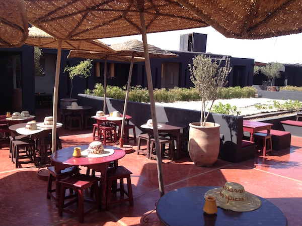48 uur in marrakech - terrasse des espices