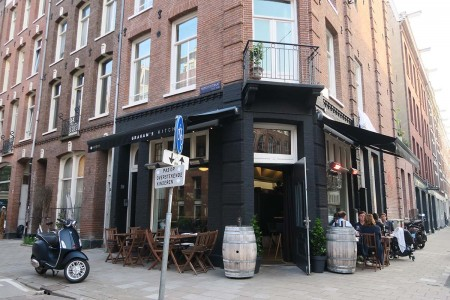 Graham's Kitchen Amsterdam - header