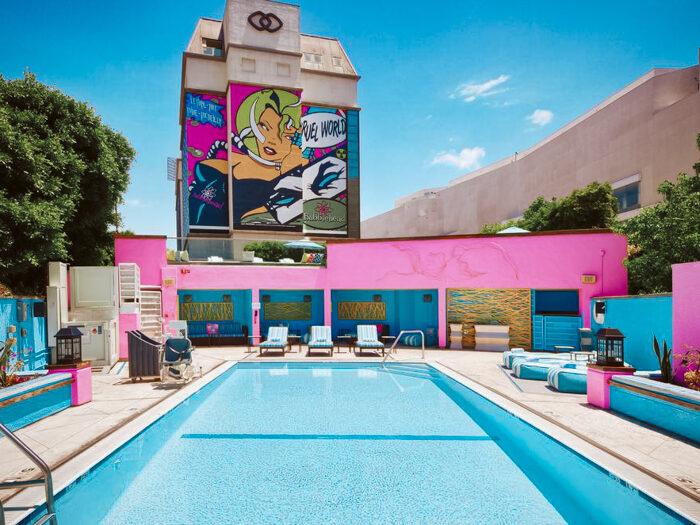Hotel Sofitel Los Angeles