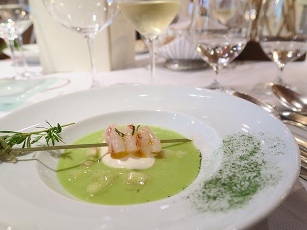Kulinarische Jacobsweg