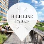 High Line parks