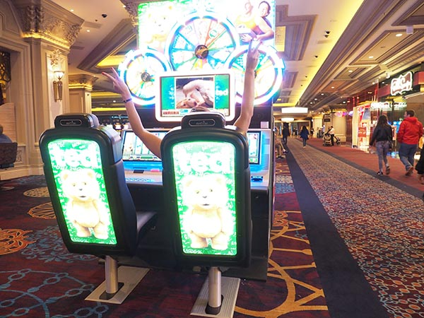 slotmachine ted