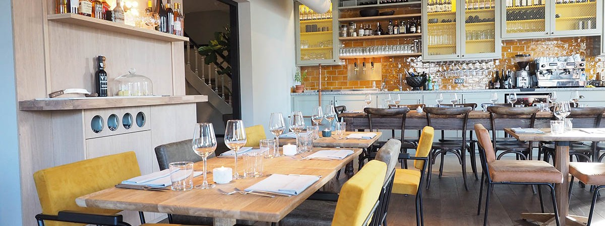 restaurant jacobsz amsterdam oost // yourlittleblackbook