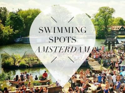 swimming spots in amsterdam 600x450
