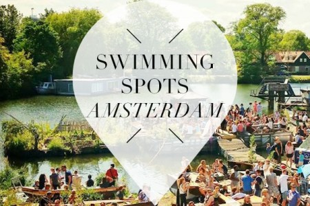 swimming spots in amsterdam 600x450
