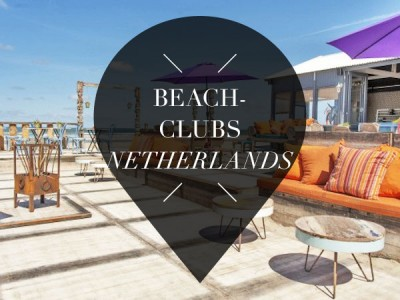 beach clubs netherlands