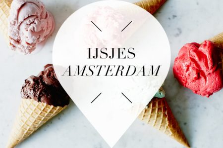 ijsjes in amsterdam