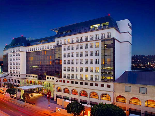 Sofitel Beverly Hills Los Angeles