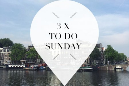 sunday doen 7 aug