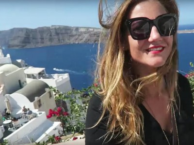 Santorini travel guide griekenland