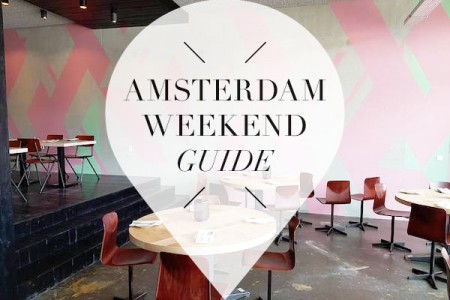 amsterdam weekend guide voor 16 17 18 september