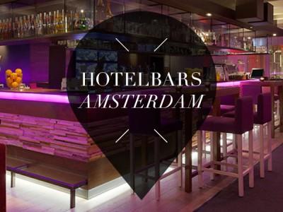 hotelbars in amsterdam
