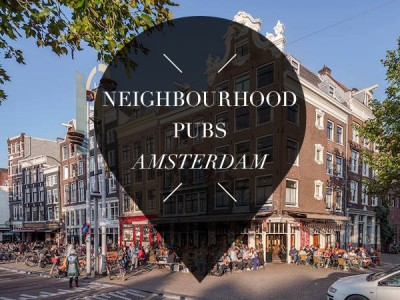 neighbourhood pubs in amstedam