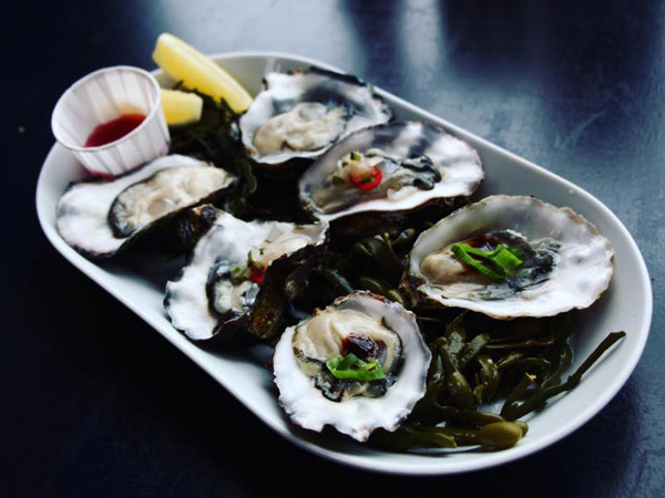 oesters in amsterdam