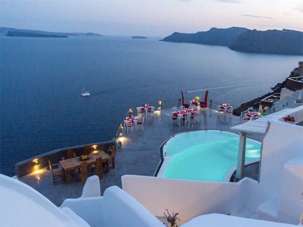 Andronis Boutique Hotel Oia Santorini