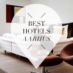 best hotels in aarhus