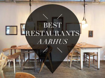 best restaurants aarhus
