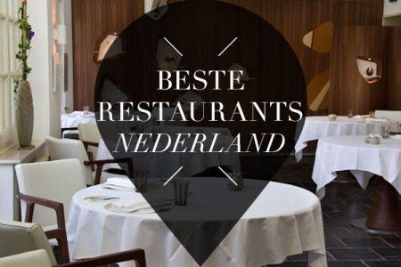 beste restaurants van nederland