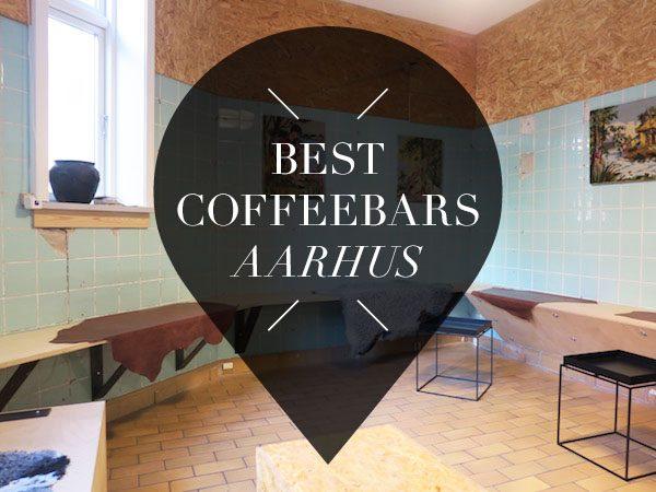coffee bars in aarhus